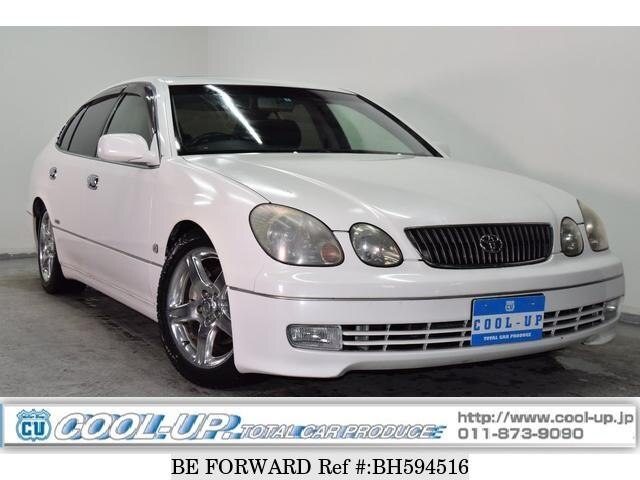 Used 2001 TOYOTA ARISTO BH594516 for Sale