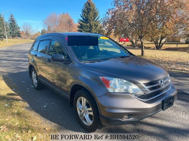 Used 2010 HONDA CR-V BH594520 for Sale