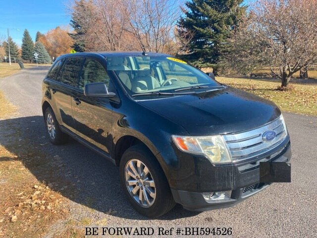 Used 2007 FORD EDGE BH594526 for Sale