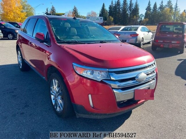 Used 2012 FORD EDGE BH594527 for Sale
