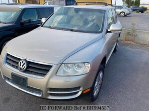 Used 2004 VOLKSWAGEN TOUAREG BH594537 for Sale