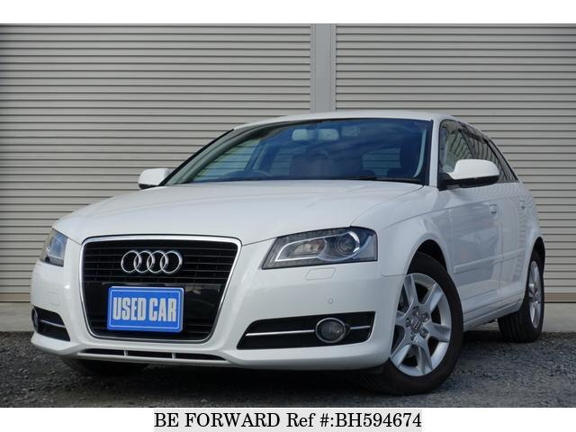 Used 2012 AUDI A3 BH594674 for Sale