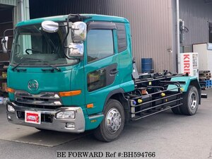 Used 2011 UD TRUCKS CONDOR BH594766 for Sale