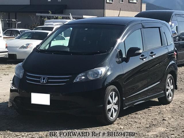 Used 2009 HONDA FREED BH594769 for Sale