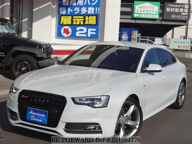 Used 2014 AUDI A5 BH594776 for Sale