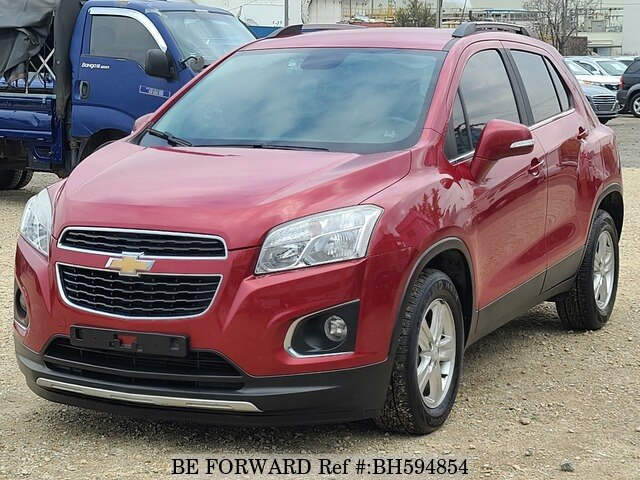 Used 2014 CHEVROLET TRAX BH594854 for Sale