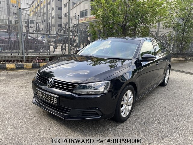 Used 2014 VOLKSWAGEN JETTA BH594906 for Sale