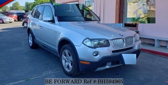 Used 2008 BMW X3 BH594965 for Sale