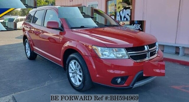 Used 2015 DODGE JOURNEY BH594969 for Sale