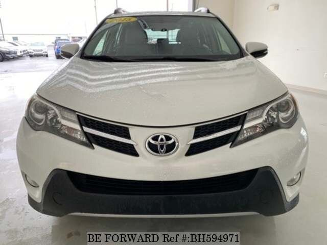 Used 2015 TOYOTA RAV4 BH594971 for Sale