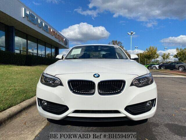 Used 2014 BMW 2 SERIES BH594976 for Sale