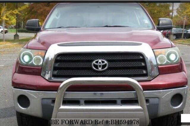 Used 2007 TOYOTA TUNDRA BH594978 for Sale