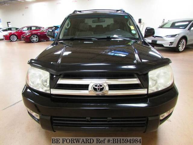 Used 2005 TOYOTA 4RUNNER BH594984 for Sale