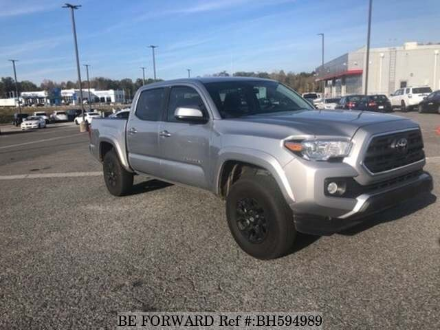 Used 2019 TOYOTA TACOMA BH594989 for Sale