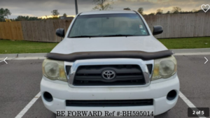 Used 2007 TOYOTA TACOMA BH595014 for Sale