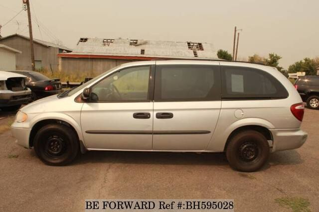 Used 2004 DODGE GRAND CARAVAN BH595028 for Sale