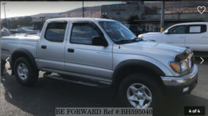 Used 2003 TOYOTA TACOMA BH595040 for Sale