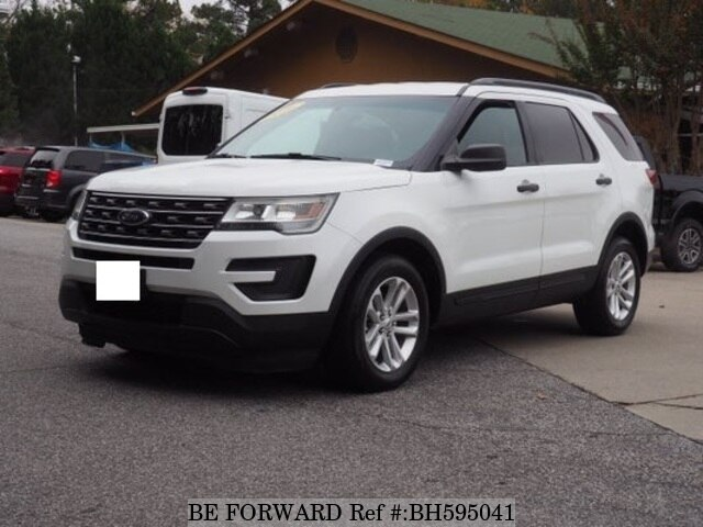 Used 2016 FORD EXPLORER BH595041 for Sale