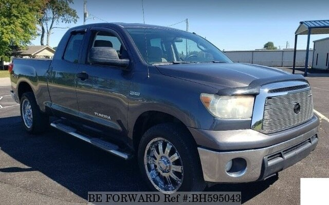 Used 2011 TOYOTA TUNDRA BH595043 for Sale
