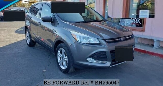 Used 2014 FORD EDGE BH595047 for Sale