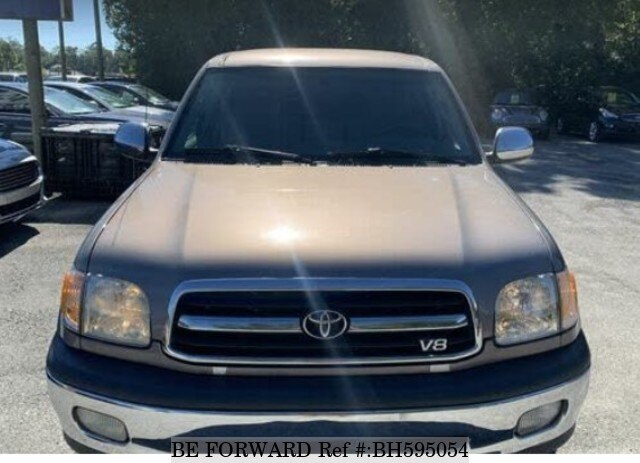 Used 2002 TOYOTA TUNDRA BH595054 for Sale