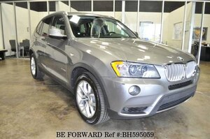 Used 2013 BMW X3 BH595059 for Sale