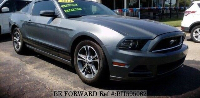 Used 2014 FORD MUSTANG BH595062 for Sale