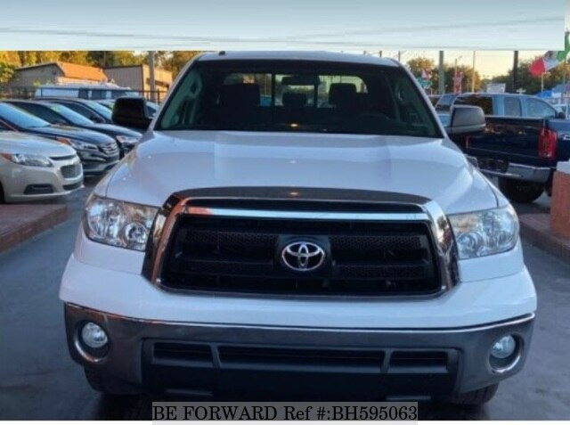 Used 2010 TOYOTA TUNDRA BH595063 for Sale