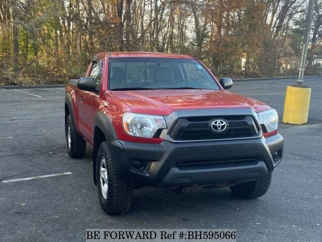 Used 2013 TOYOTA TACOMA BH595066 for Sale