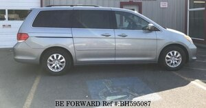Used 2009 HONDA ODYSSEY BH595087 for Sale
