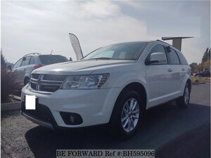 Used 2017 DODGE JOURNEY BH595096 for Sale