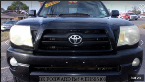Used 2006 TOYOTA TACOMA BH595100 for Sale
