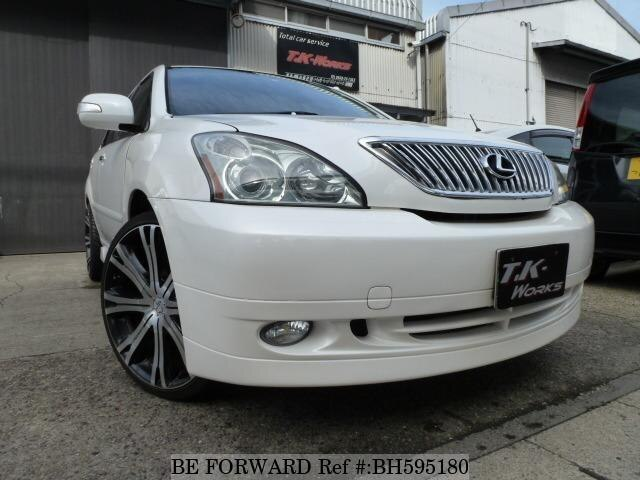 Used 2006 TOYOTA HARRIER BH595180 for Sale