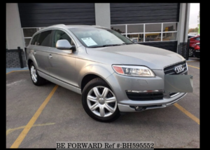 Used 2007 AUDI Q7 BH595552 for Sale