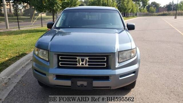 Used 2006 HONDA RIDGELINE BH595562 for Sale
