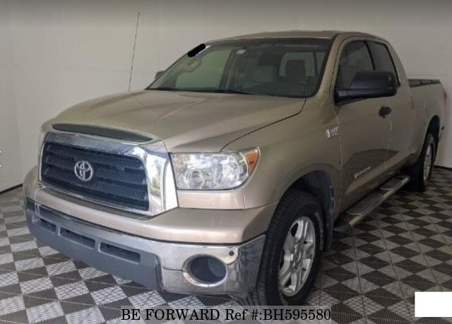 Used 2007 TOYOTA TUNDRA BH595580 for Sale