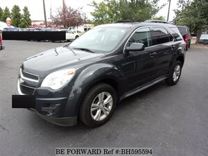 Used 2014 CHEVROLET EQUINOX BH595594 for Sale