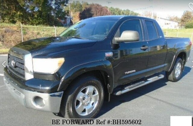 Used 2007 TOYOTA TUNDRA BH595602 for Sale