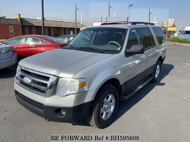 Used 2007 FORD EXPEDITION BH595608 for Sale