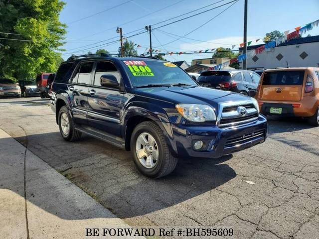 Used 2008 TOYOTA 4RUNNER BH595609 for Sale