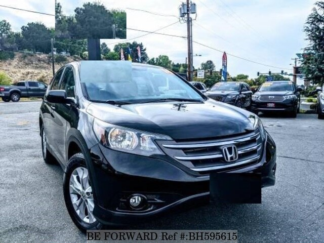 Used 2014 HONDA CR-V BH595615 for Sale