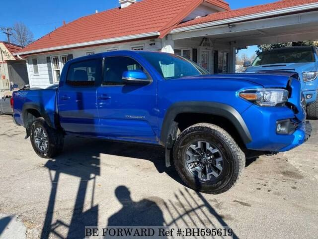 Used 2018 TOYOTA TACOMA BH595619 for Sale