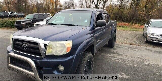 Used 2008 TOYOTA TACOMA BH595626 for Sale