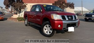 Used 2006 NISSAN TITAN BH595628 for Sale