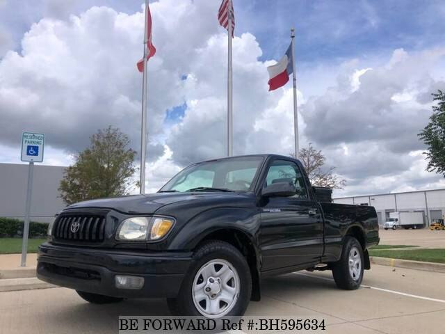 Used 2004 TOYOTA TACOMA BH595634 for Sale