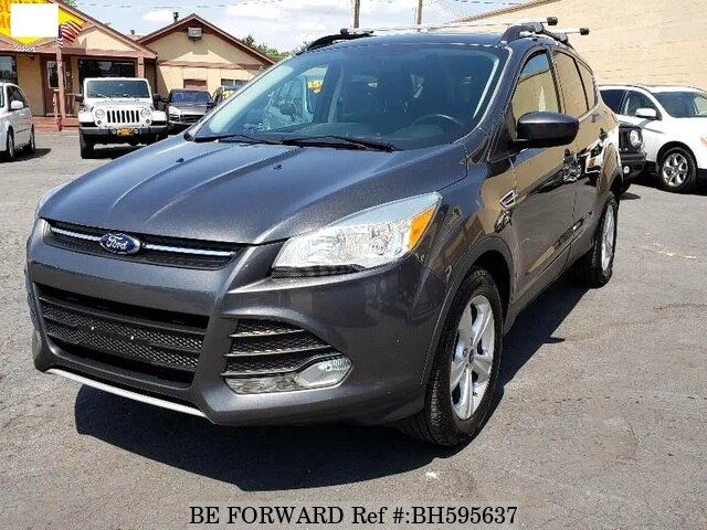 Used 2015 FORD ESCAPE BH595637 for Sale