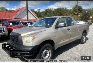 Used 2008 TOYOTA TUNDRA BH595638 for Sale