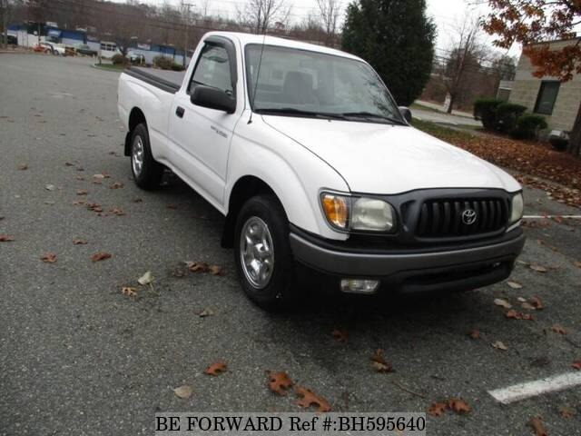 Used 2004 TOYOTA TACOMA BH595640 for Sale