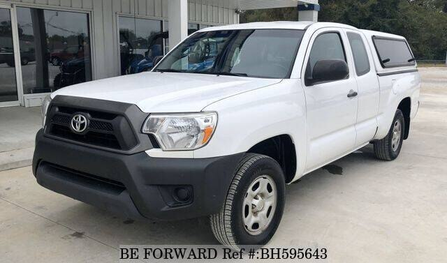 Used 2015 TOYOTA TACOMA BH595643 for Sale