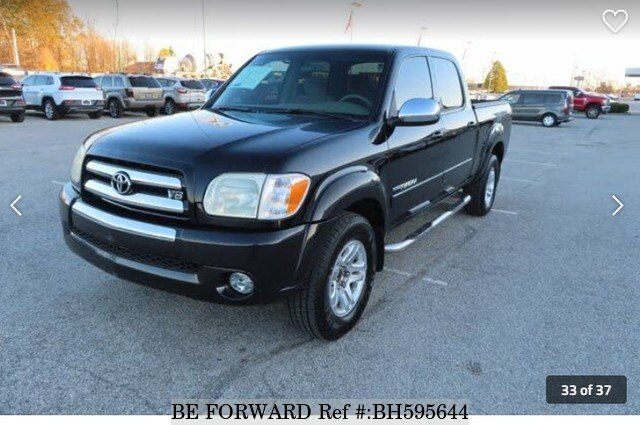 Used 2006 TOYOTA TUNDRA BH595644 for Sale